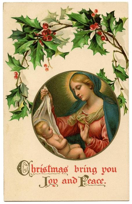 Нотные винтажные рождественские украшения (12) (455x700, 272Kb)