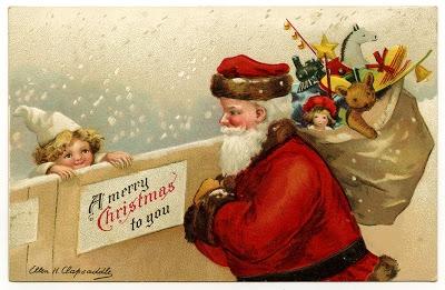 Нотные винтажные рождественские украшения (21) (400x261, 117Kb)