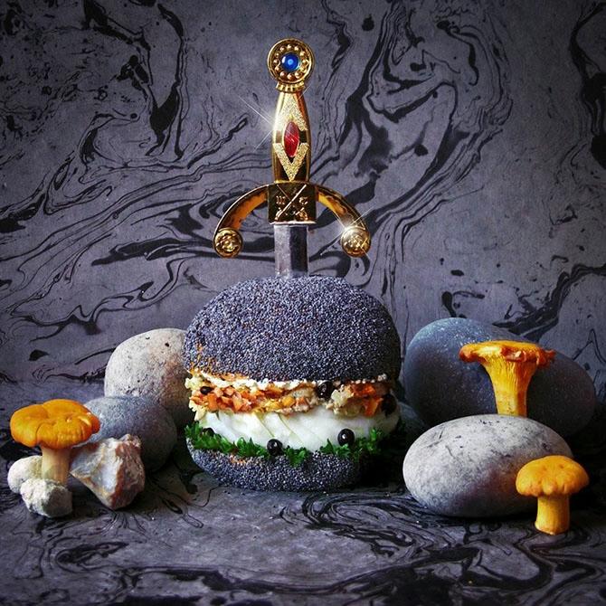 гамбургеры фото (670x670, 334Kb)