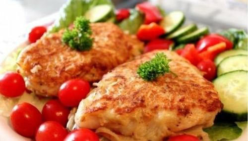 вторые блюда из рыбы с фото