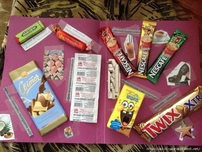 Как сделать подарок лучшей подруге на день рождения своими руками
