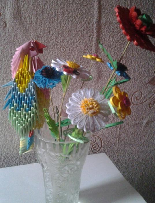 Часть 15 - Корзины с цветами