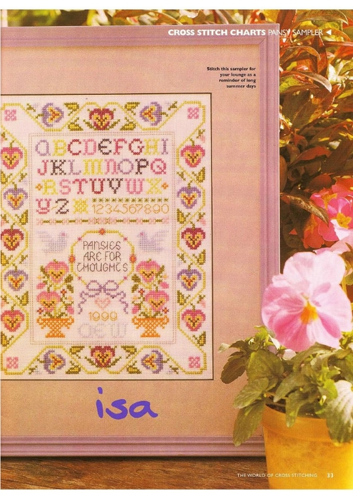The World Of Cross Stitching 019_Страница_17 (494x700, 307Kb)