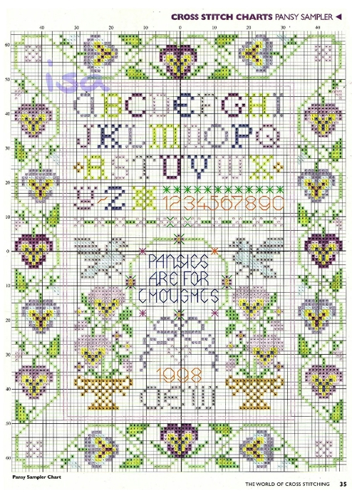 The World Of Cross Stitching 019_Страница_19 (494x700, 355Kb)