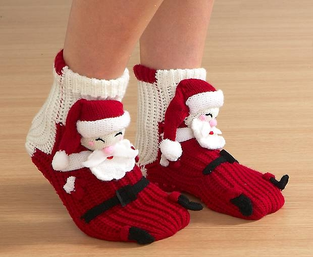 В красивых носочках