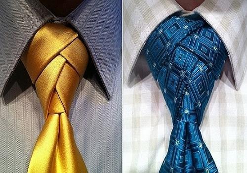 Шикарный Eldredge Knot. Завязываем галстук (2) (500x350, 141Kb)