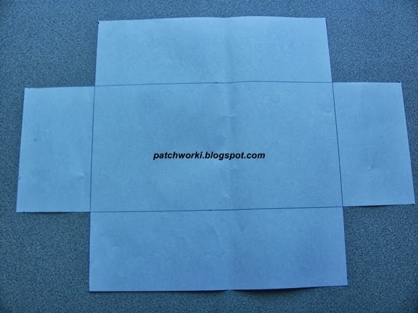 Диванчик для салфеток, в технике пэчворк. Мастер-класс (6) (600x450, 131Kb)
