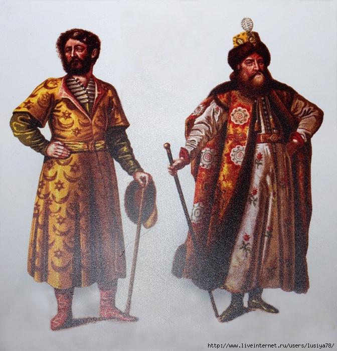 Княжеская Женская Одежда Домонгольского Периода