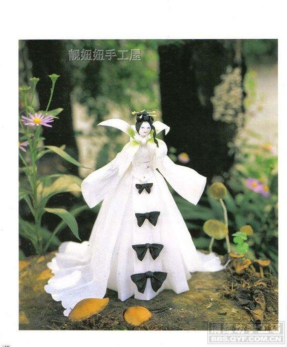 Кукол из перчатки мастер класс