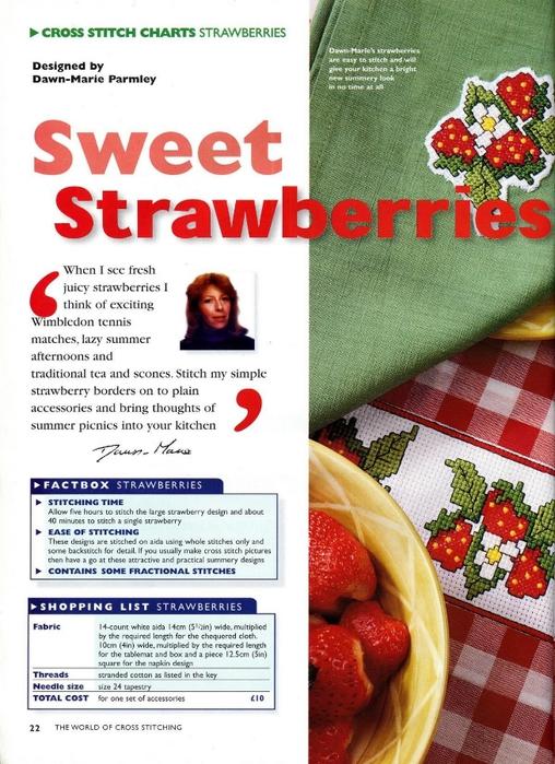 22 - Strawberry Borders (508x700, 292Kb)