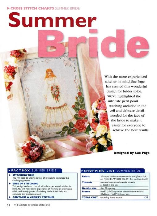 36 - Summer Bride (508x700, 240Kb)