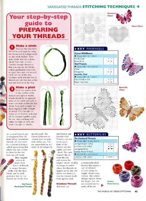 45 - Variegated Threads (508x700, 283Kb)