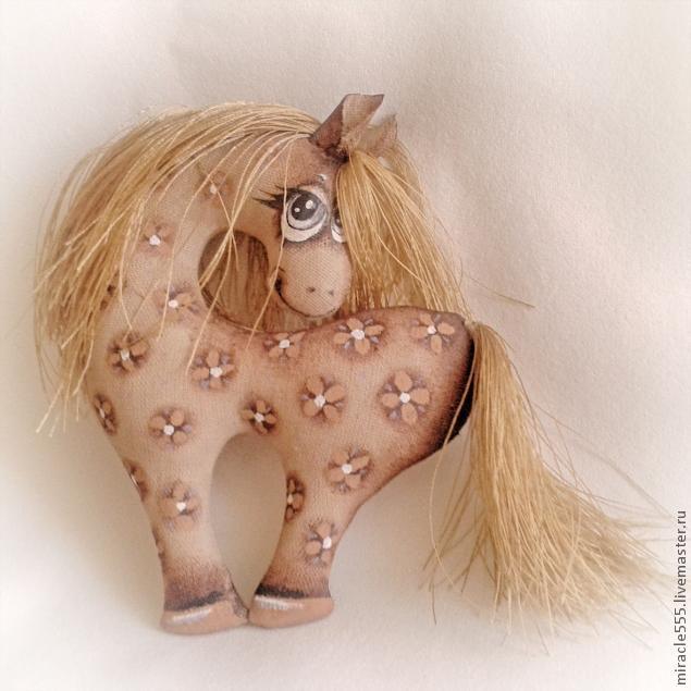 Лошадки своими руками фото