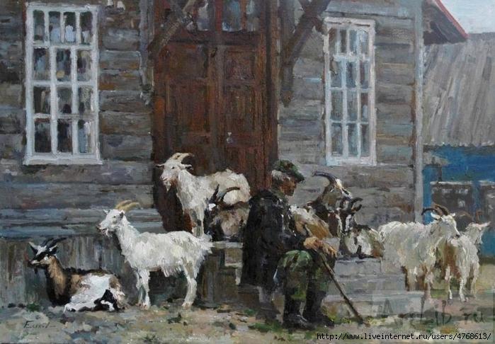 козы Еськов Павел Васильевич - Соловецкие козы 5-b (700x486, 290Kb)