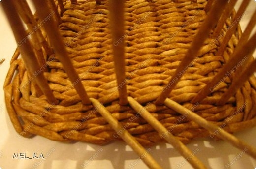 Плетение из газет. Чайный домик. Мастер-класс (6) (520x344, 115Kb)