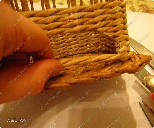 Плетение из газет. Чайный домик. Мастер-класс (12) (520x433, 124Kb)