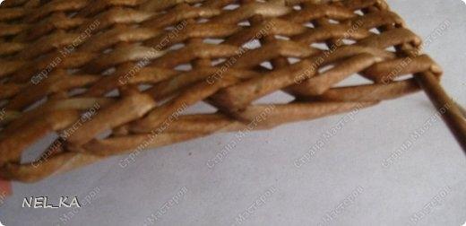 Плетение из газет. Чайный домик. Мастер-класс (26) (520x252, 60Kb)