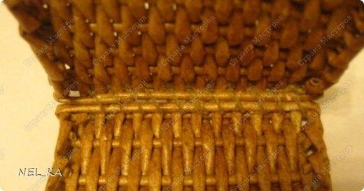 Плетение из газет. Чайный домик. Мастер-класс (28) (520x273, 83Kb)