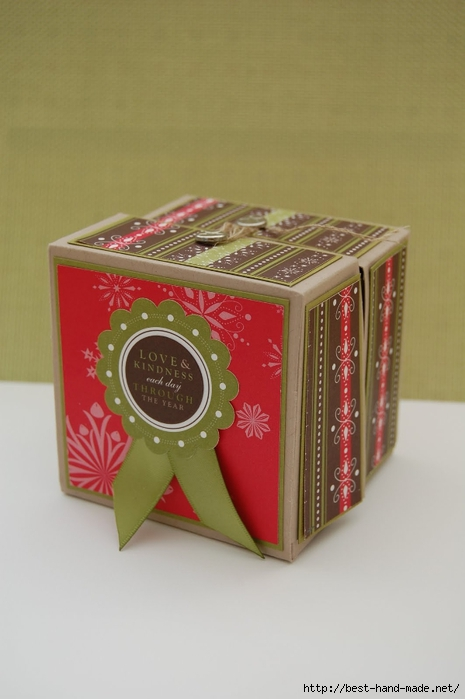 Stampin' UP! Christmas box 4 (465x700, 166Kb)