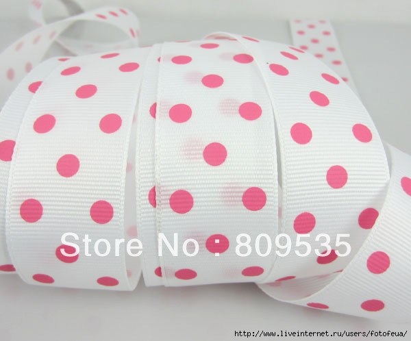 Free-Shipping-1-25mm-Multicolor-Printed-Dot-Grosgrain-Ribbon-Scrapbooking-50yards (600x498, 126Kb)