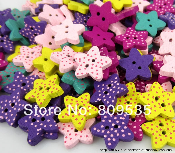Free-Shipping-300PCS-Mixed-Star-Pattern-Painting-Dot-Wood-Buttons-15-0mm (600x526, 267Kb)