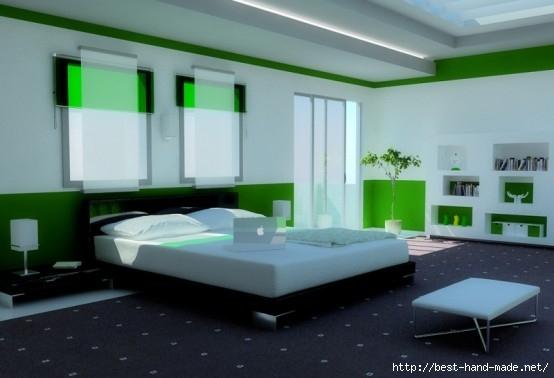 104339494_GreenBedroomWallPaintColorCombinations554x378 (554x378, 140Kb)