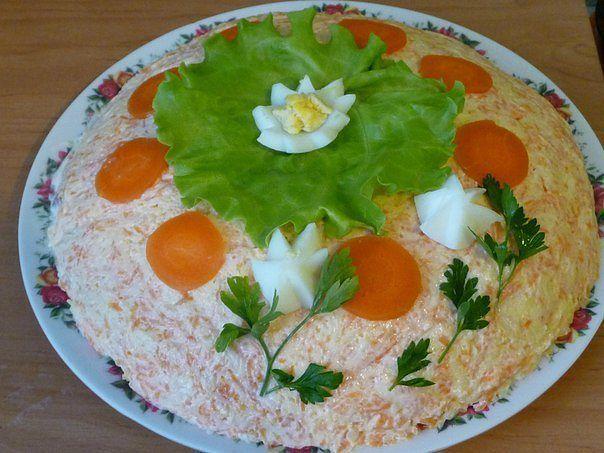салат из копченой скумбрии (604x453, 58Kb)