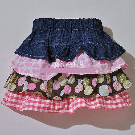 Children-font-b-skirts-b-font-Free-Shipping-Girls-font-b-Denim-b-font-stitching-colors (573x573, 90Kb)