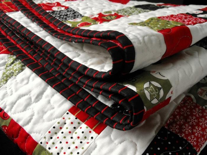 Как сшить тонкое одеяло
