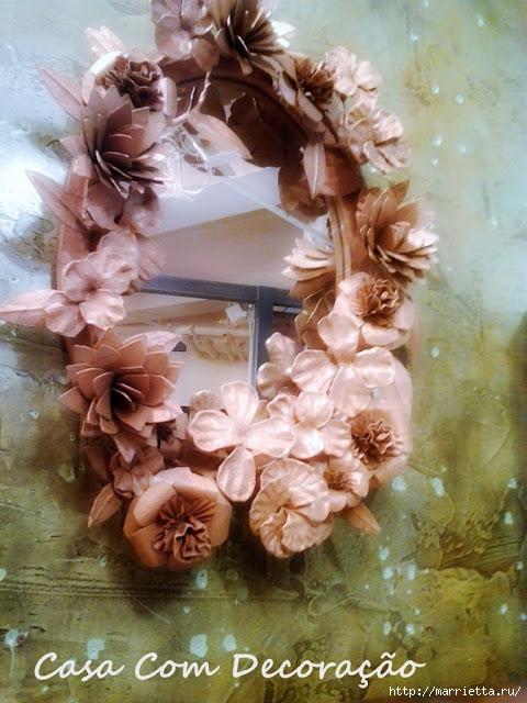 красота из картона- цветы из яичных лотков (35) (480x640, 225Kb)