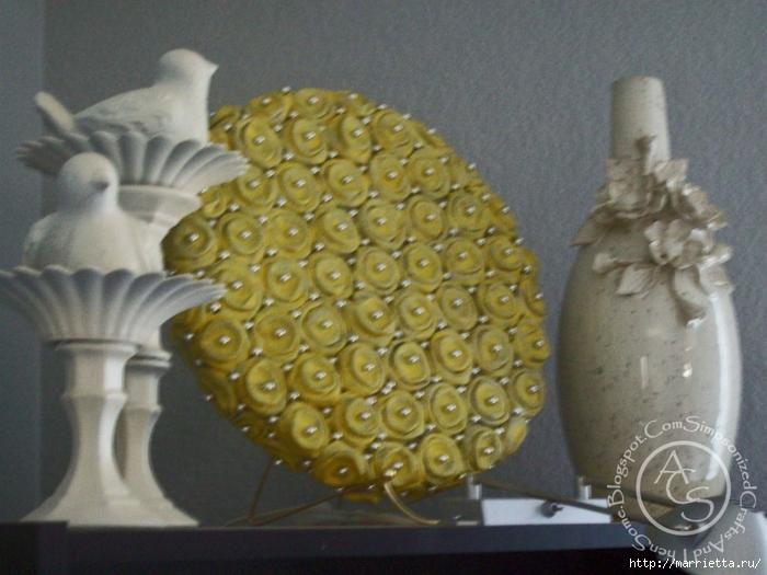 красота из картона- цветы из яичных лотков (51) (700x525, 269Kb)