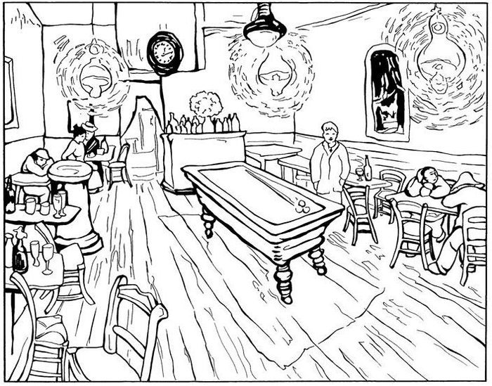 Nachtcafé 1888 (700x549, 284Kb)