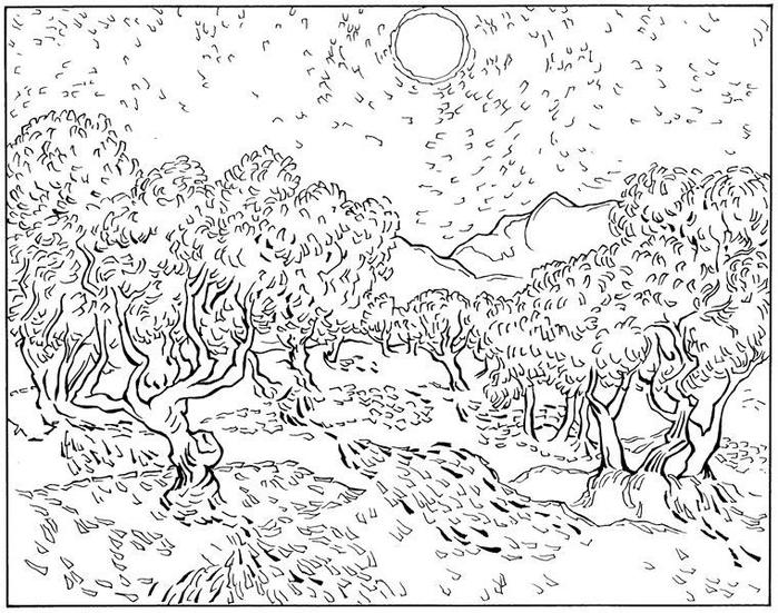 Olijf bomen 1889 (700x551, 297Kb)
