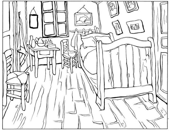 Slaapkamer 1888 (700x542, 236Kb)