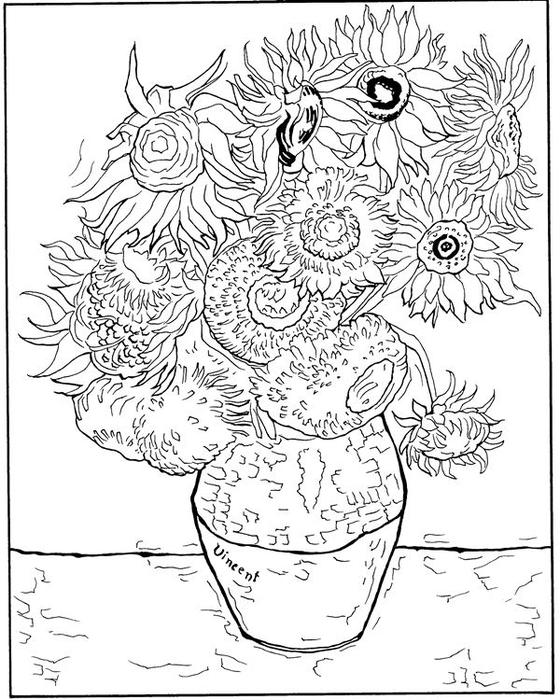 Zonnebloemen 1888 (560x700, 252Kb)