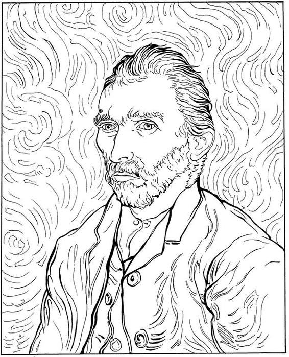 Zelfportret 1889 (566x700, 290Kb)