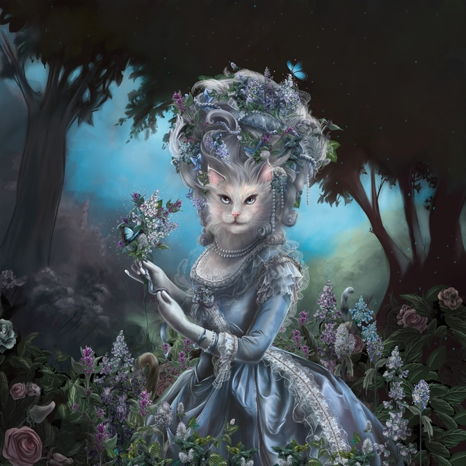 картины художницы Christina Hess 3 (670x670, 308Kb)