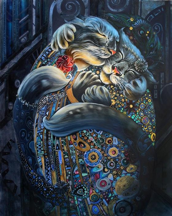 картины художницы Christina Hess 9 (560x700, 372Kb)