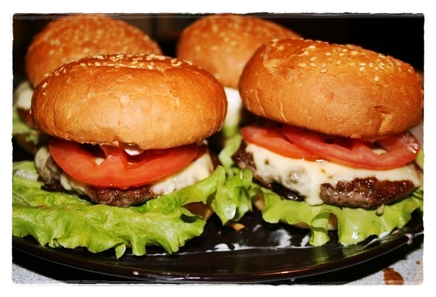 Чизбургер в домашних условиях рецепт как в макдональдсе рецепт
