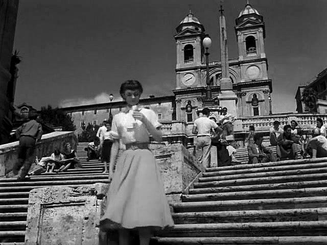 фото одри хепберн римские каникулы