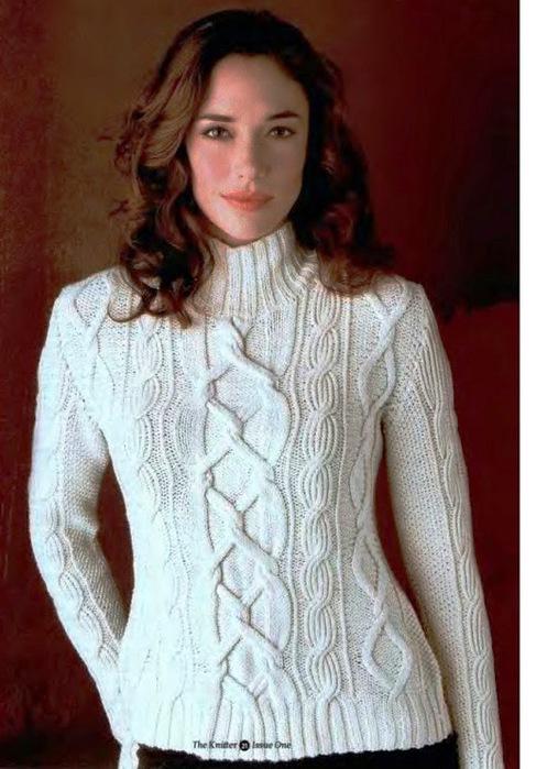 The Knitter 09-01018 (497x700, 106Kb)