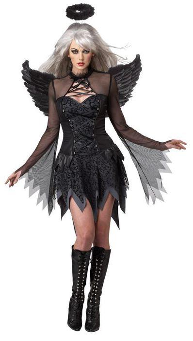 Костюм «черного ангела»