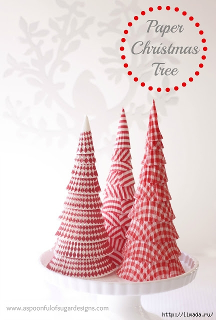 Paper Christmas Tree    7 (432x640, 151Kb)