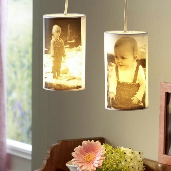 Абажуры на светильники своими руками фото