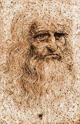 0- Леонардо да Винчи - автопортрет (280x433, 89Kb)