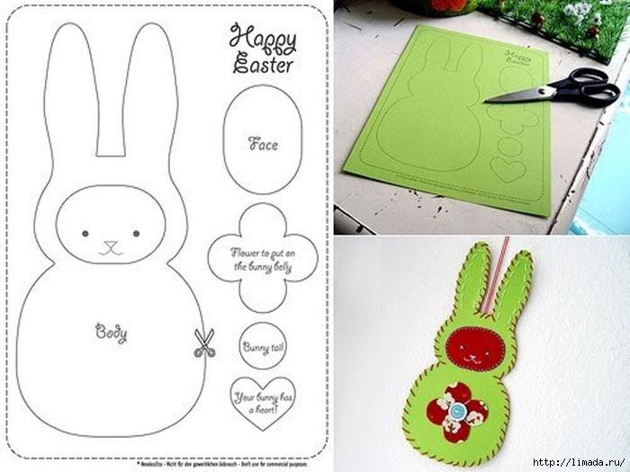 cartão de coelhinho da pascoa personalizado passo a passo blog meninas prendadas blogspot (700x525, 197Kb)