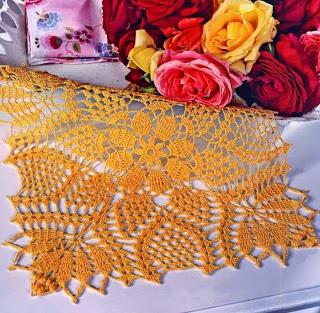 Crochet-Doily-pattern+14+гѓ¬гѓјг'№з·ЁгЃї+(4) (320x313, 156Kb)