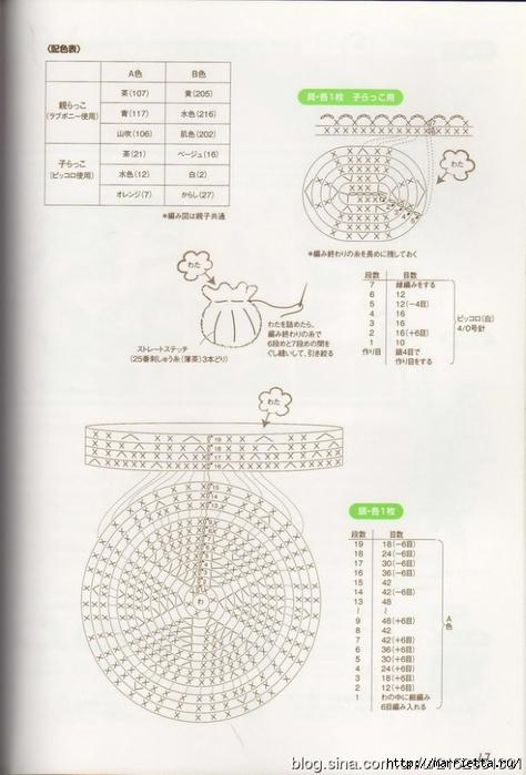 Игрушки АМИГУРАМИ крючком. Журнал со схемами (27) (474x700, 214Kb)