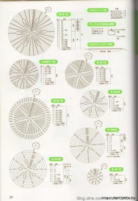 Игрушки АМИГУРАМИ крючком. Журнал со схемами (30) (479x700, 256Kb)