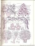 Превью Аппликация с вышивкой для детских вещей. Японский журнал (46) (528x700, 287Kb)